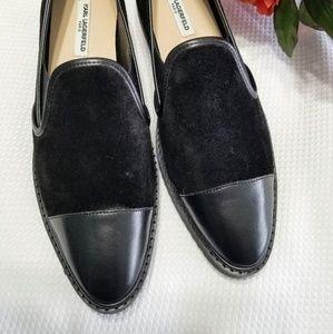 Karl lagerfeld paris loafers